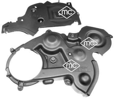 Carter de distribution Metalcaucho 03869