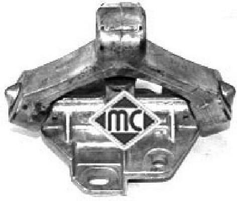 Support, suspension du moteur Metalcaucho 04097