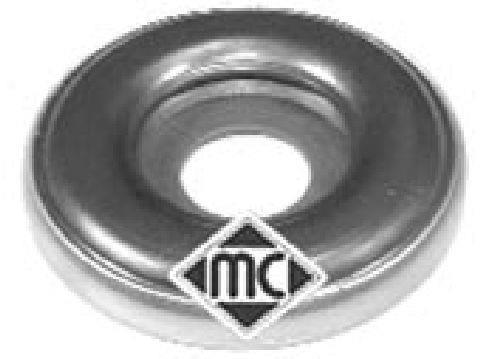 Appareil d'appui à balancier, coupelle de suspension Metalcaucho 04180