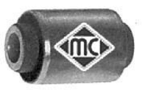 Suspension, jambe d'essieu Metalcaucho 04258