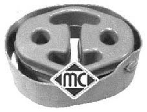 Butée élastique, silencieux Metalcaucho 04270