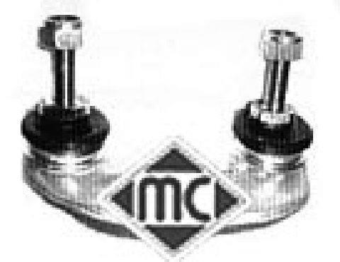 Biellette de barre stabilisatrice Metalcaucho 04334
