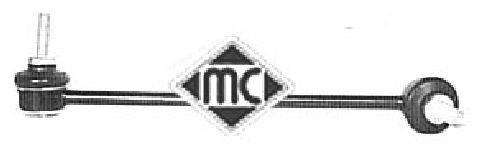 Biellette de barre stabilisatrice Metalcaucho 04343