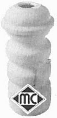 Butée élastique, suspension Metalcaucho 04352