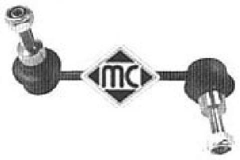 Biellette de barre stabilisatrice Metalcaucho 04400