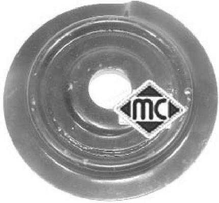 Patin de ressort Metalcaucho 04446