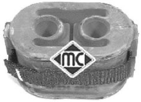 Butée élastique, silencieux Metalcaucho 04474