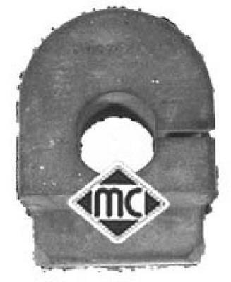 Suspension, stabilisateur Metalcaucho 04573