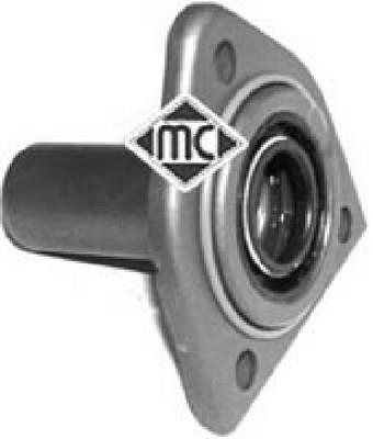Douille de guidage, embrayage Metalcaucho 04605