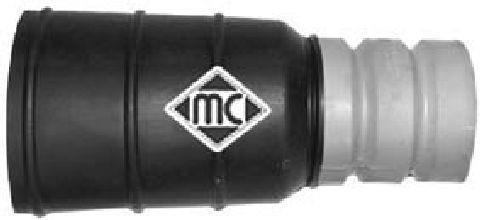 Butée élastique, suspension Metalcaucho 04616