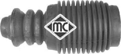 Butée élastique, suspension Metalcaucho 04827