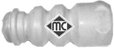 Butée élastique, suspension Metalcaucho 04920