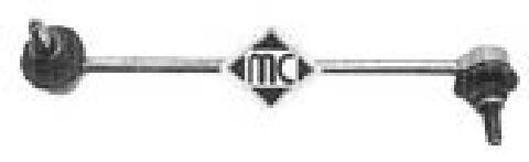 Biellette de barre stabilisatrice Metalcaucho 05030