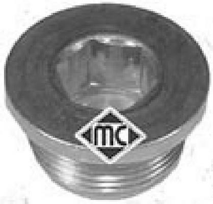 Boulon de fermeture Metalcaucho 05054