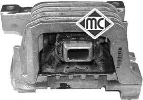 Support de palier, suspension du moteur Metalcaucho 05193