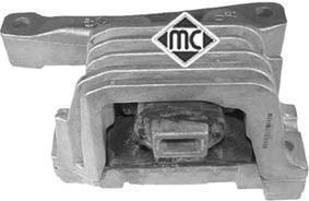 Support de palier, suspension du moteur Metalcaucho 05195