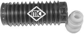 Butée élastique, suspension Metalcaucho 05236