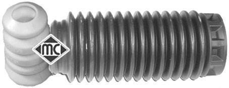 Soufflet d'amortisseur Metalcaucho 05382