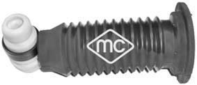 Soufflet d'amortisseur Metalcaucho 05383