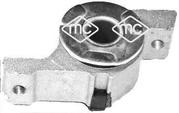 Support, silentbloc du bras transversal Metalcaucho 05550