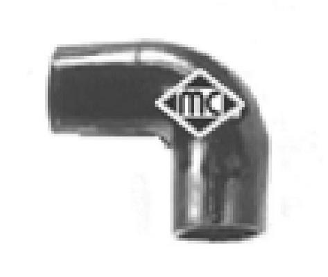 Tuyau d'huile Metalcaucho 08254