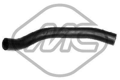 Tuyau, ventilation de carter-moteur Metalcaucho 08474