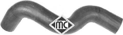 Durite de radiateur Metalcaucho 09121