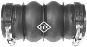 Tuyau d'aspiration, alimentation d'air Metalcaucho 09237