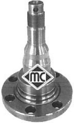 Moyeu De Roue Metalcaucho 90516