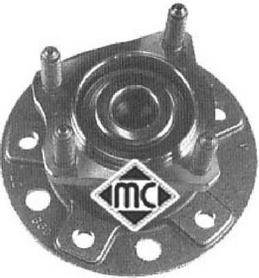 Roulement De Roue Metalcaucho 90524