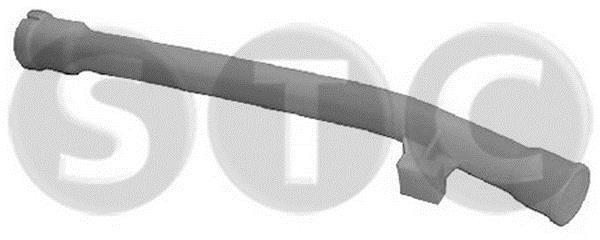 Entonnoir, jauge de niveau d'huile STC T403568