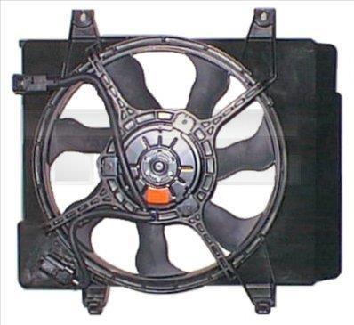 Ventilateur De Refroidissement Du Moteur TYC 817-1002