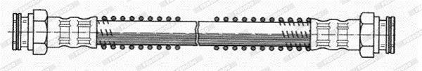 Flexible de frein FERODO FHY2042