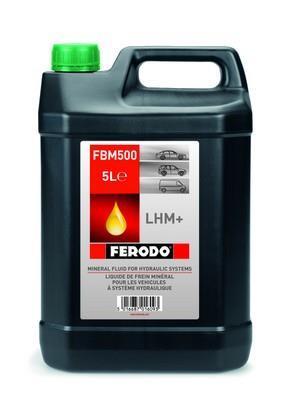 Fluide hydraulique FERODO FBM500