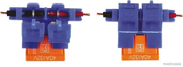 Porte-fusibles HERTH+BUSS ELPARTS 50290093