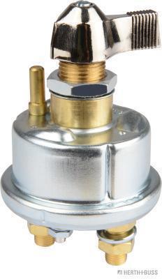 Interrupteur principal, batterie HERTH+BUSS ELPARTS 70465012
