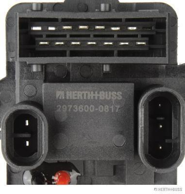 Résistance, pulseur d'air habitacle HERTH+BUSS ELPARTS 75614939