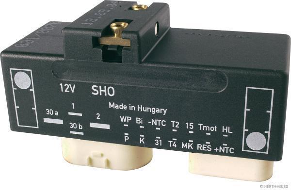 Relais, chasse du ventilateur de radiateur HERTH+BUSS ELPARTS 75898972