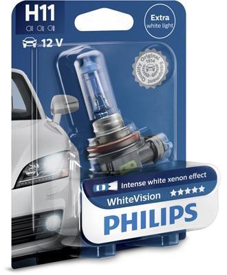 Ampoule, projecteur longue portée PHILIPS 12362WHVB1