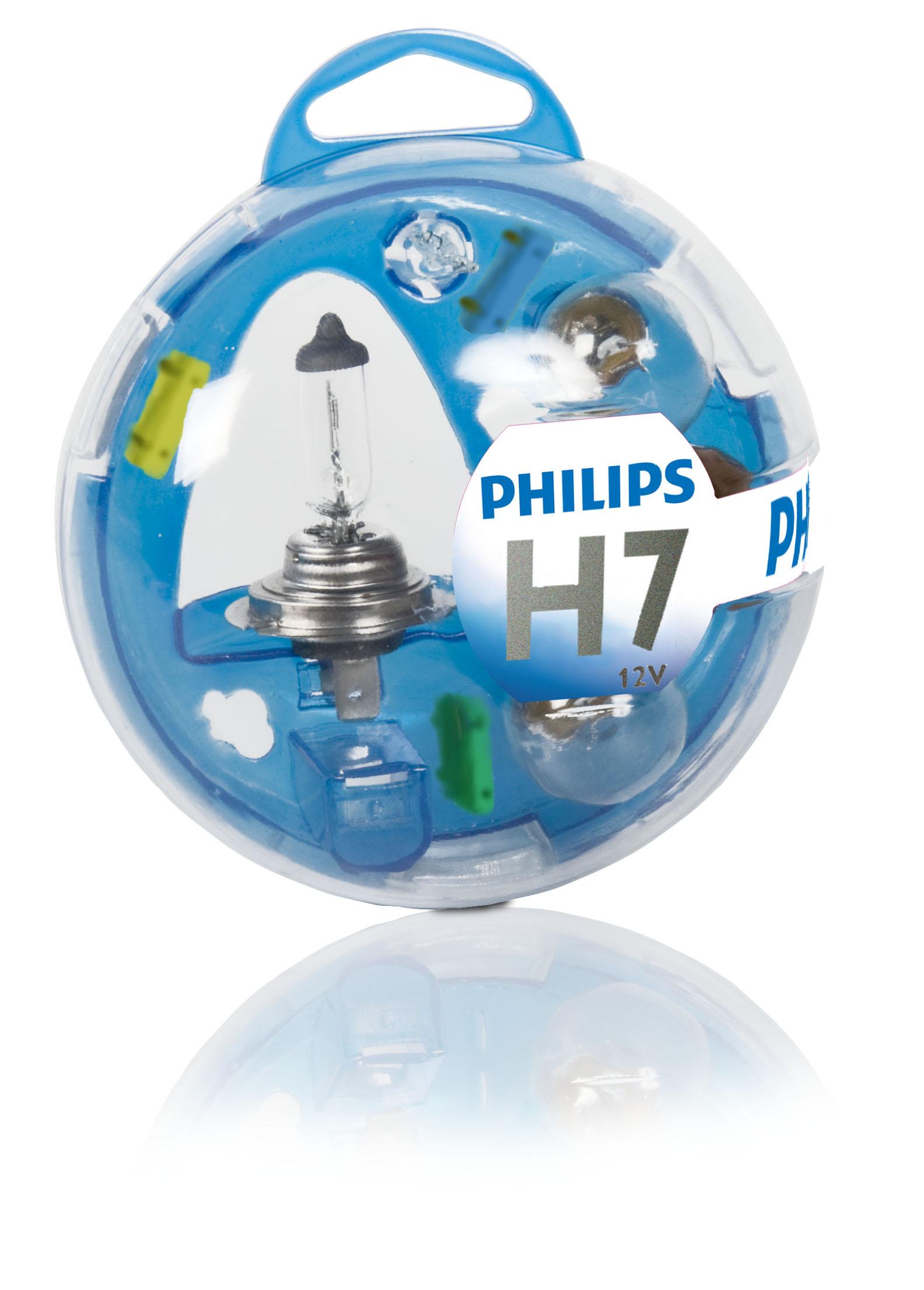 Coffret d'ampoules PHILIPS 70036728