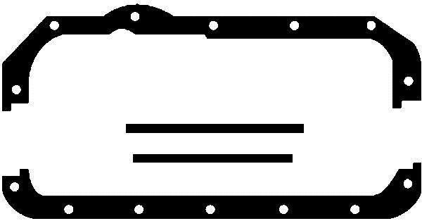 Pochette de joints de carter d'huile REINZ 10-12803-02