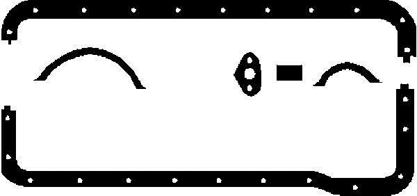 Pochette de joints de carter d'huile REINZ 10-12831-01