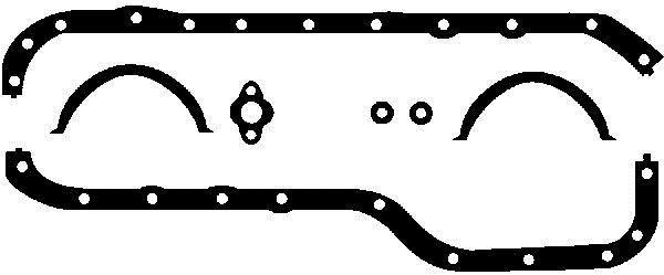 Pochette de joints de carter d'huile REINZ 10-12932-01