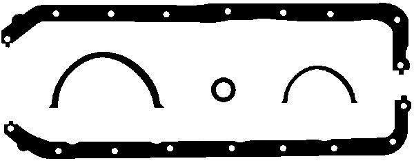 Pochette de joints de carter d'huile REINZ 10-12980-01