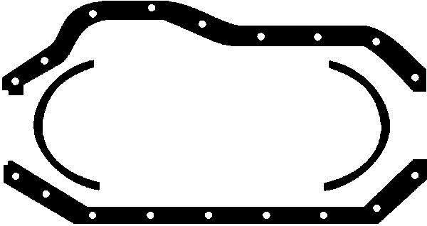 Pochette de joints de carter d'huile REINZ 10-13034-01