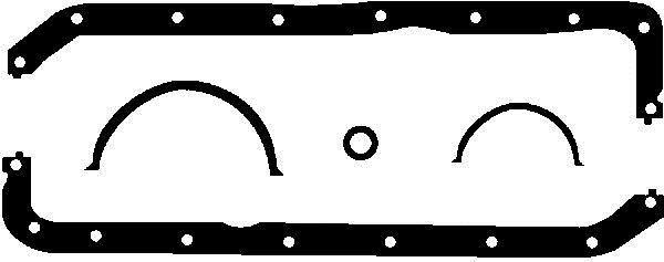 Pochette de joints de carter d'huile REINZ 10-13052-01