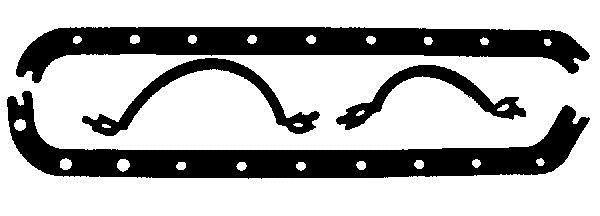 Pochette de joints de carter d'huile REINZ 10-33914-02