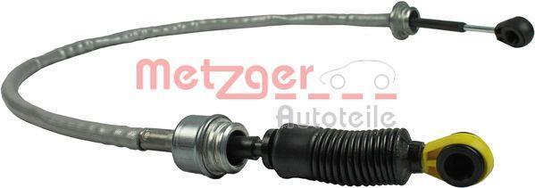 Câble de boîte de vitesse manuelle METZGER 3150096