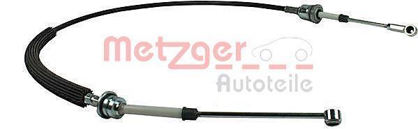 Câble de boîte de vitesse manuelle METZGER 3150112