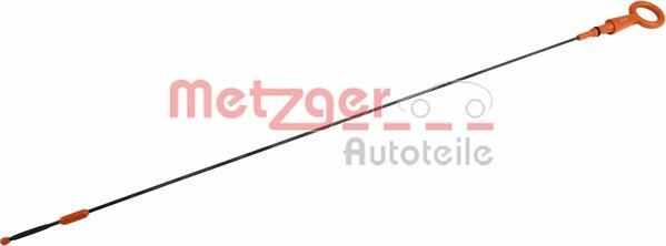 Jauge de niveau d'huile METZGER 8001007